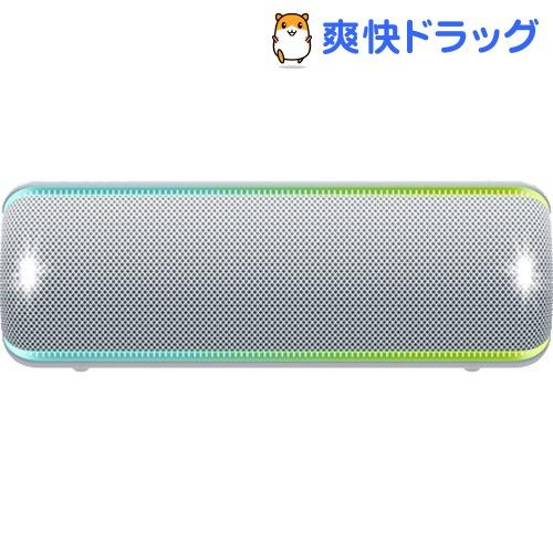 SONY(ソニー) / ソニー ワイヤレススピーカー グレー SRS-XB32 HC ソニー ワイヤレススピーカー グレー SRS-XB32 HC(1個)【SONY(ソニー)】