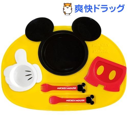 ミッキーマウス 祝日 アイコン ランチプレート 6点セット 店 1コ入
