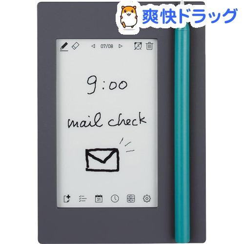 キングジム デジタルメモ 気づかせメモ カクミル 黒 EM10(1台)【キングジム】