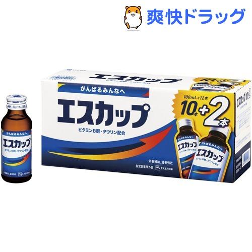●日本正規品● 公式通販 エスカップ 100ml 12本入