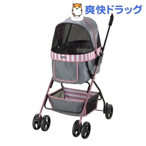 新商品!新型 リッチェル ペットカート 保障 エルフィ ピンク 1台