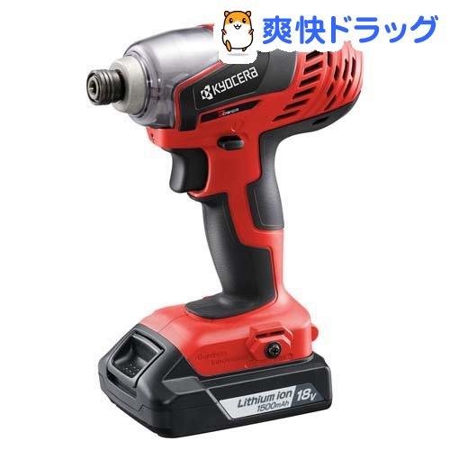 リョービ 充電インパクトBID-1805 657800C(1台)【リョービ(RYOBI)】