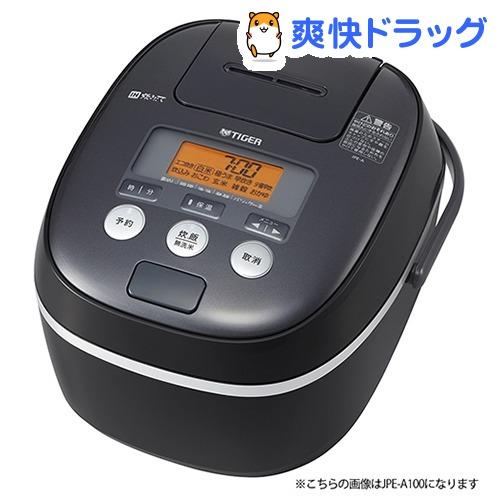 タイガー IH炊飯ジャー ブラック JPE-A180K(1台)