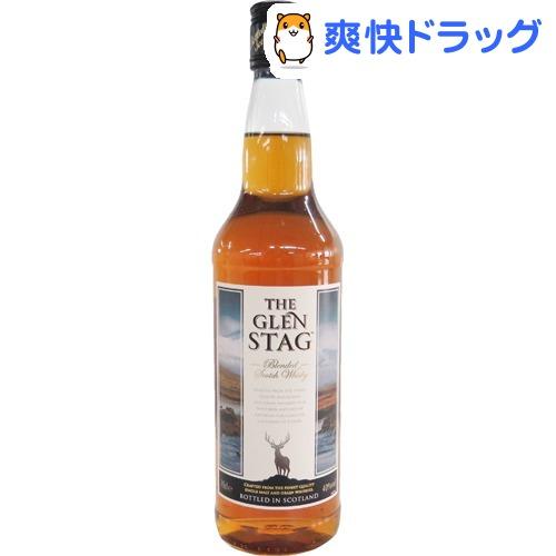 ザ・グレンスタッグ ブレンデッドスコッチウイスキー(700ml)