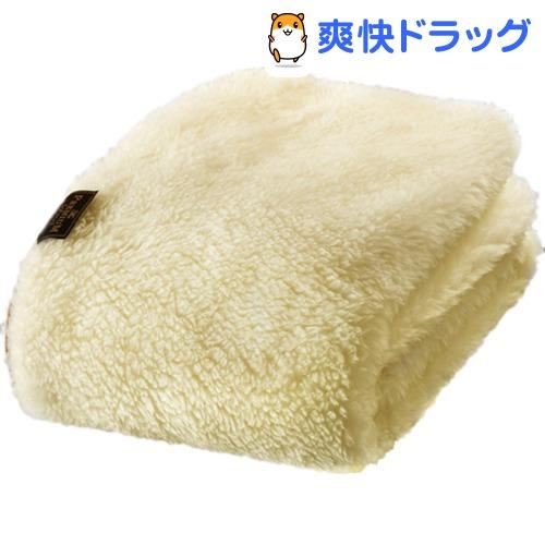 プレミアムソフゥール あったか敷き毛布 ダブル(1枚入)【ソフゥール(Sofwool)】