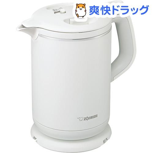 象印 電気ケトル 1.0L ホワイト CK-AX10-WA(1台)【象印(ZOJIRUSHI)】