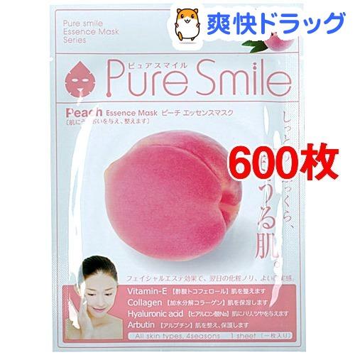 ピュアスマイル エッセンスマスク ピーチ(600枚セット)【ピュアスマイル(Pure Smile)】