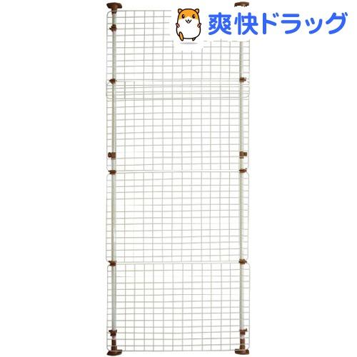 マルカン 猫網戸脱走防止フェンス 5%OFF 1コ入 日本未発売 Lサイズ