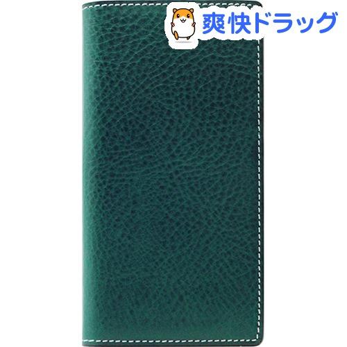 SLGデザイン iPhone7 ミネルバボックスレザーケース ブルー SD8096i7(1コ入)【SLG Design(エスエルジーデザイン)】