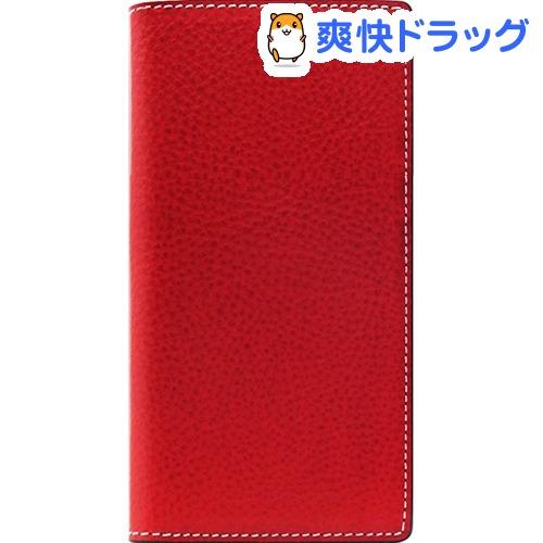 SLGデザイン iPhone7 ミネルバボックスレザーケース レッド SD8097i7(1コ入)【SLG Design(エスエルジーデザイン)】