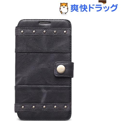 ゼヌス GALAXY Note 3 ボヘミアンMダイアリー ダークグレー Z2699GNT3(1コ入)【ゼヌス】