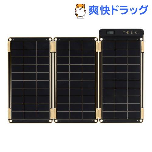 ヨーク ソーラー充電器 ソーラーペーパー 7.5W YO8999(1セット)