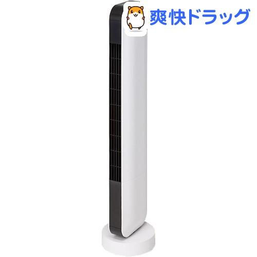 スリムタワーファン ホワイト(1台)【スリーアップ】[扇風機]