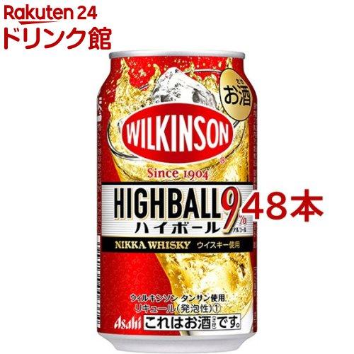 Seasonal Wrap入荷 ウィルキンソンハイボール 新品 送料無料 アサヒ ウィルキンソン ハイボール 350ml 48本セット 缶