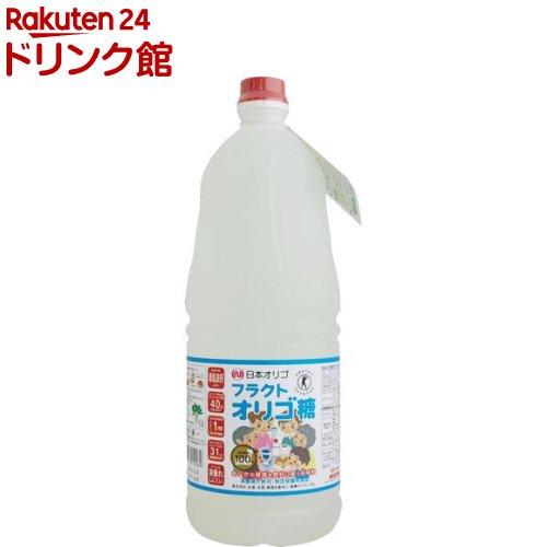 国産品 日本オリゴ フラクトオリゴ糖 2480g 在庫限り