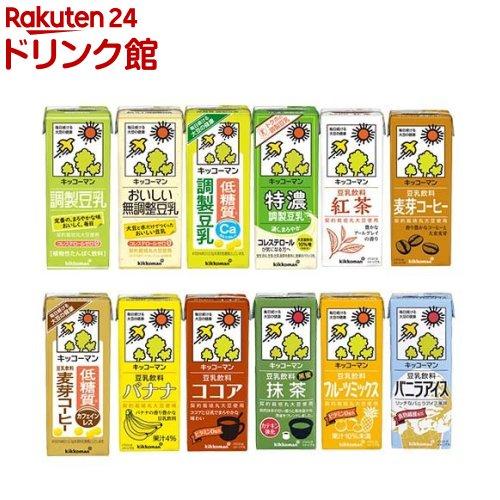 キッコーマン 店 豆乳 18本入 200ml 特価品コーナー☆