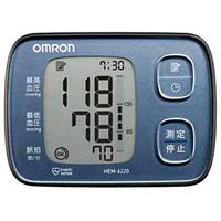 OMRON オムロン 自動血圧計 HEM-6220-B ブルー [オムロンヘルスケア]