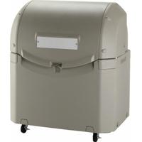 【取り寄せ商品:納期1~2週間】【送料無料】リッチェル ワイドペールST500キャスターなし業務用大型ゴミ箱