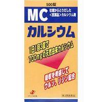 【第3類医薬品】ゼリア新薬 MCカルシウム 500錠 [ゼリア新薬工業]