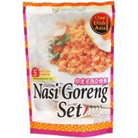 Asia one Dish nasi goreng set 2 [wandishasia Burrell]