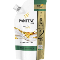 Pantene PRO-V extra volume shampoo refill for extra-large size 600 ml [P & G (Procter & gamble)]