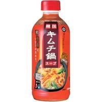 500 ml of Kikkoman Korea kimchi hot pot soup