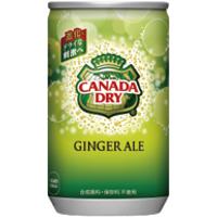 コカ・コーラ カナダドライ ジンジャーエール 160g缶 *120個(4ケース)