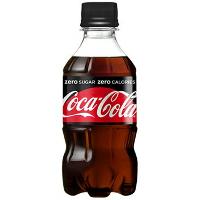 コカ・コーラ コカ・コーラ ゼロ 300mlペットボトル *72個(3ケース)