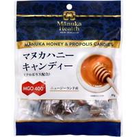 マヌカヘルス マヌカハニーキャンディー プロポリス配合 在庫一掃 驚きの値段 80g