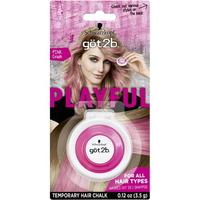 2個セット 定番 メール便送料無料 got2b 3.5g ピンク 正規品スーパーSALE×店内全品キャンペーン ヘアチョーク