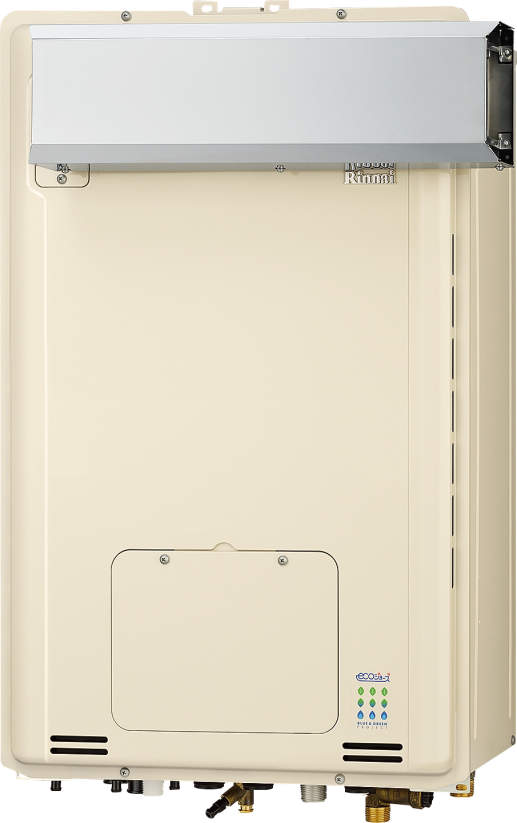 リンナイ エコジョーズ 温水暖房ふろ給湯器 RUFH-E1615SAA 1温度 16号 オート アルコーブ設置型