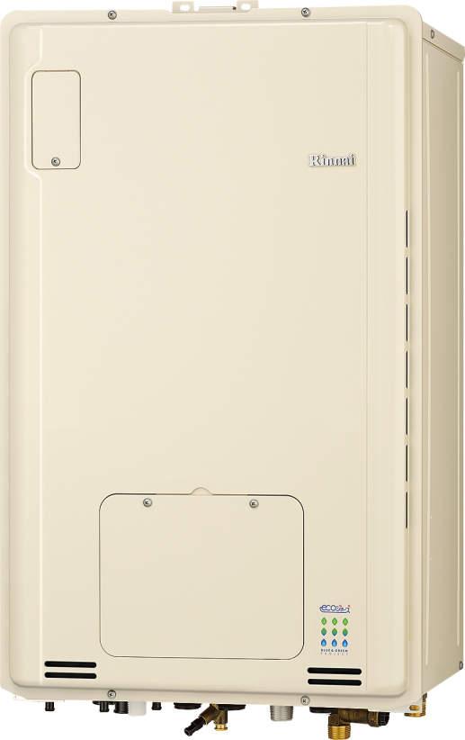 リンナイ エコジョーズ 温水暖房ふろ給湯器 RUFH-E2405SAB 1温度 24号 オート PS扉内後方排気型