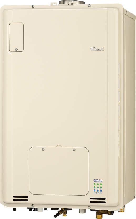 リンナイ エコジョーズ 温水暖房ふろ給湯器 RUFH-E1615SAU 1温度 16号 オート PS扉内上方排気型
