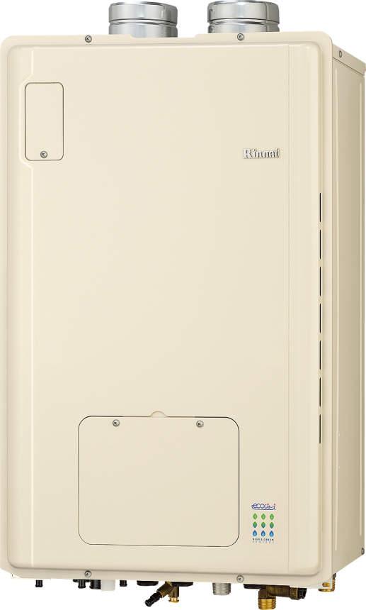 リンナイ エコジョーズ 温水暖房ふろ給湯器 RUFH-E2405AF フルオート 24号 人気 おすすめ 1温度 宅送 PS扉内給排気延長型