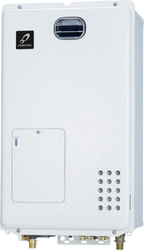 パーパス暖房専用熱源機 GD-N1200W 暖房専用 ヘッダー外付タイプ:6Pまで