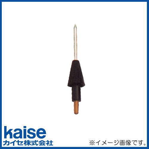 今ダケ送料無料 口径φ2mmのテストピン 766テスト棒に接続して使用 テストピン 黒のみ 人気の製品 kaise カイセ 767B