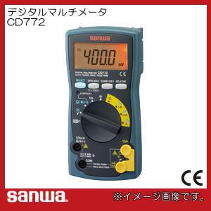 デジタルマルチメータ CD772 三和電気計器 SANWA