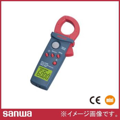 三和電気 AC/DCクランプメータ DCL31DR SANWA