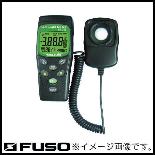 人気新品入荷 TM-209M TM209M FUSOネオン白色LED照度計 TM-209MFUSO TM209M, チチブシ:38e3576c --- gbo.stoyalta.ru
