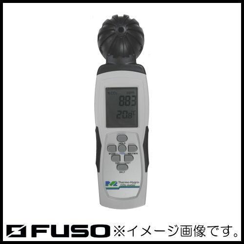 データロガーCO2測定器 MIC-98132SD FUSO MIC98132SD