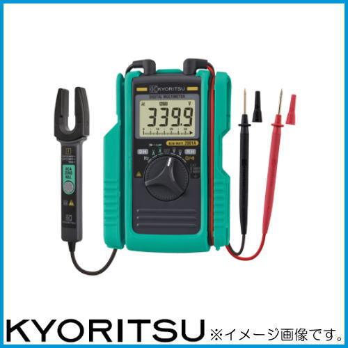 共立電気 2001A AC/DCクランプ付デジタルマルチメータ KYORITSU