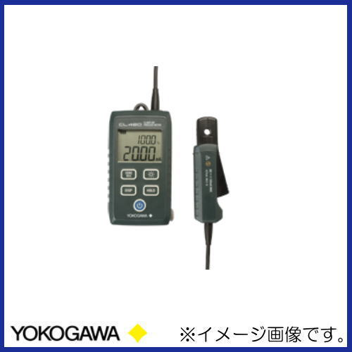 CL420 クランプオンプロセスメータ YOKOGAWA 横河メータ