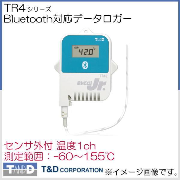 おんどとり Bluetooth対応 温度データロガー TR-42 激安セール T TR42 ふるさと割 D