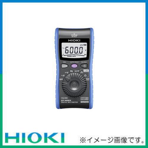DT4223 HIOKIデジタルマルチメータ 日置電機