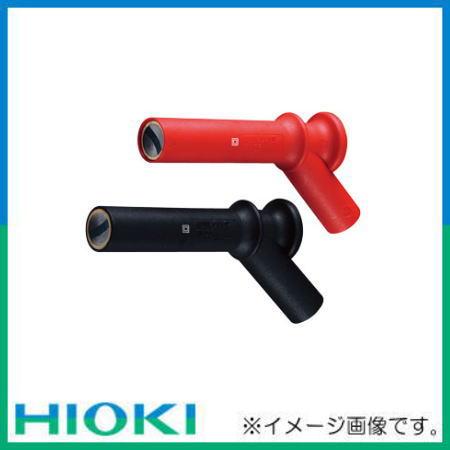 L9438-50先端交換用 2020モデル 人気急上昇 マグネットアダプタ 赤黒セット 日置電機 HIOKI 9804
