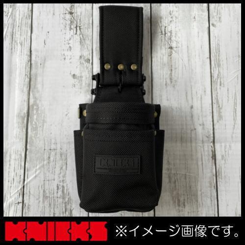 腰道具 工具差し 在庫有 超軽量バリスティク生地小物腰袋 再再販 チェーンタイプ 市場 KNICKS BA-201VADX ニックス BA201VADX