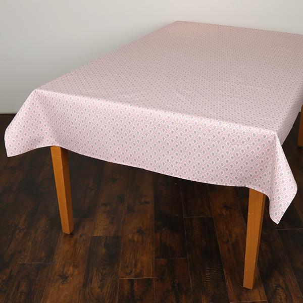 SOULEIADO ソレイアード 撥水加工テーブルクロス 約130×170cm デシャン