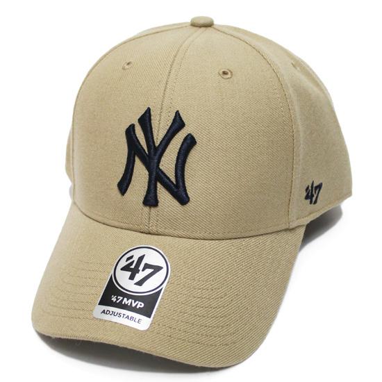 11 000円以上で送料無料 '47 フォーティーセブン キャップ 帽子 メンズ レディース 男女兼用 ユニセックス CAP 正規取扱 あす楽対応 ネイビー カーキ YANKEES MVP セールSALE%OFF お得なキャンペーンを実施中 ヤンキース ニューヨーク