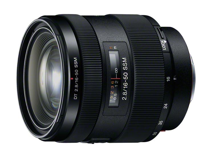ズームレンズ(DT 16-50mm F2.8 SSM)SAL1650
