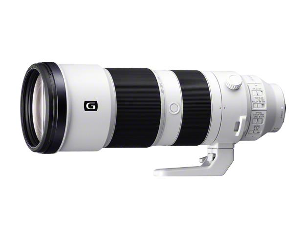 ズームレンズ(FE 200-600mm F5.6-6.3 G OSS)SEL200600G